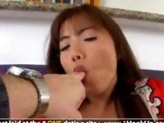 oriental female-dominant fujiko in hot trio