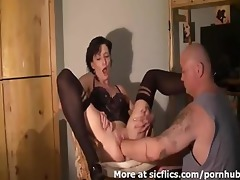 monster love tunnel fisting orgasms