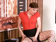 karen wood milf sextoy session