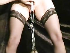 brutal punishment of aged slavegirl