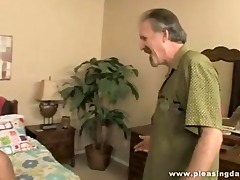 sexually excited guirl masturbated in socks and