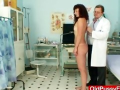 redhead mother i slit checkup at perverted