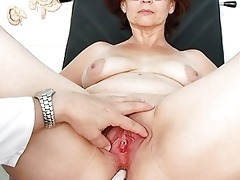 old ivana aged cunt speculum gyno