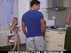 mother eats her sons gf love tunnel