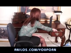 curvy cougars office big o