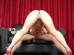 blonde russian older pro oral-job sex