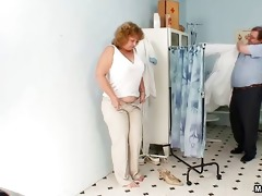 ribald old grandma acquires her wet crack part10