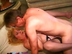 the granny always desire to fuck with youthful
