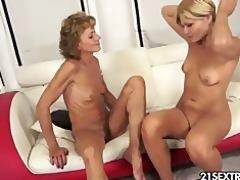 old cunt, juvenile cum-hole