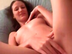 playgirl fingers herself