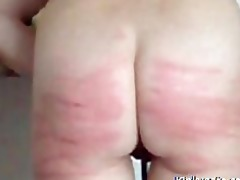 soar booty my wife after this whipping session