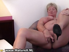 bawdy aged housewife spreads part7