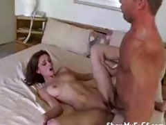 wife agonorgasmos on my dick