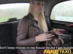 faketaxi mum swallows greater quantity than her