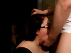 bbw tractable wife face drilled