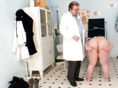 large mangos corpulent mama rosana gyno doctor