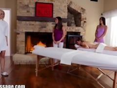 exclusive: all angel massage mother and daughter