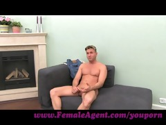 femaleagent. ardent and aged casting fuck