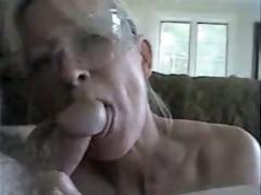 wife and spouse having trio oral sex pleasure