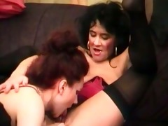 aged lesbo doxies pleasuring every part11