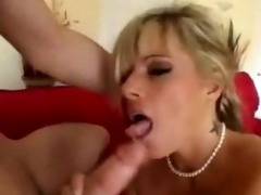kristal summers takes a large dick!