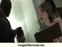 well hung darksome stud fucking hawt cougar 108