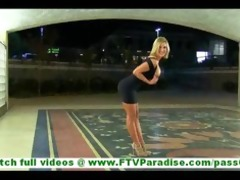 anne hot blonde mother i with large mambos