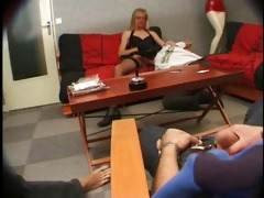 hot french golden-haired d like to fuck carole