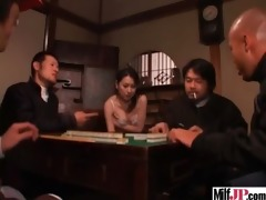hot breasty japanese mother i receive drilled
