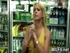 hot blond mother i open for three-some adventure