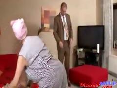 older housekeeping mother i love engulfing pounder