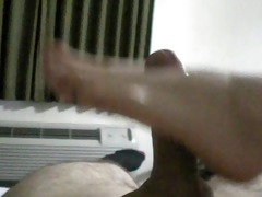 d like to fuck gives me footjob for my load of cum
