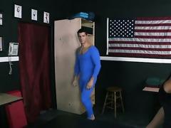 the figure skank