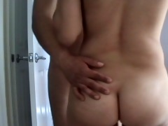 my beautyful wife receives fucked on a homemade