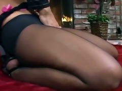 busty jenaveve fucking in hose with a ripped out