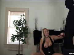femdom tugjob by master d like to fuck